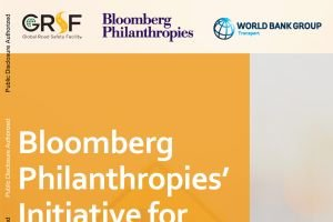 Bloomberg Philanthropies' Initiative for Global Road Safety - Key outcomes from GRSF's engagement in BIGRS 2015-2019