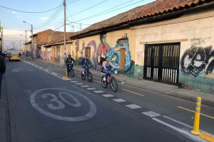 Improving road safety through speed management in Bogotá